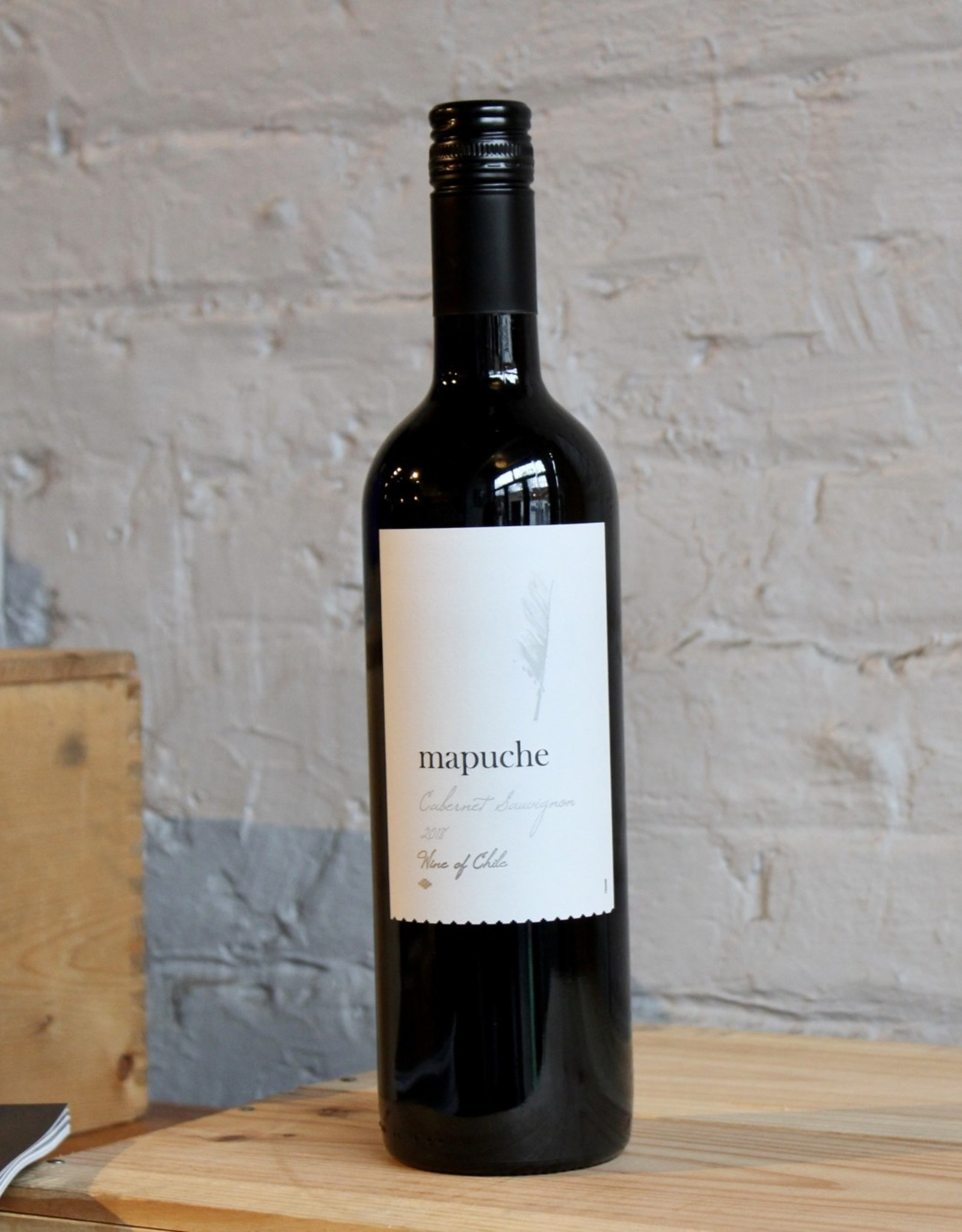 Wine 2018 Mapuche Cabernet Sauvignon - Maipo Valley, Chile (750ml)