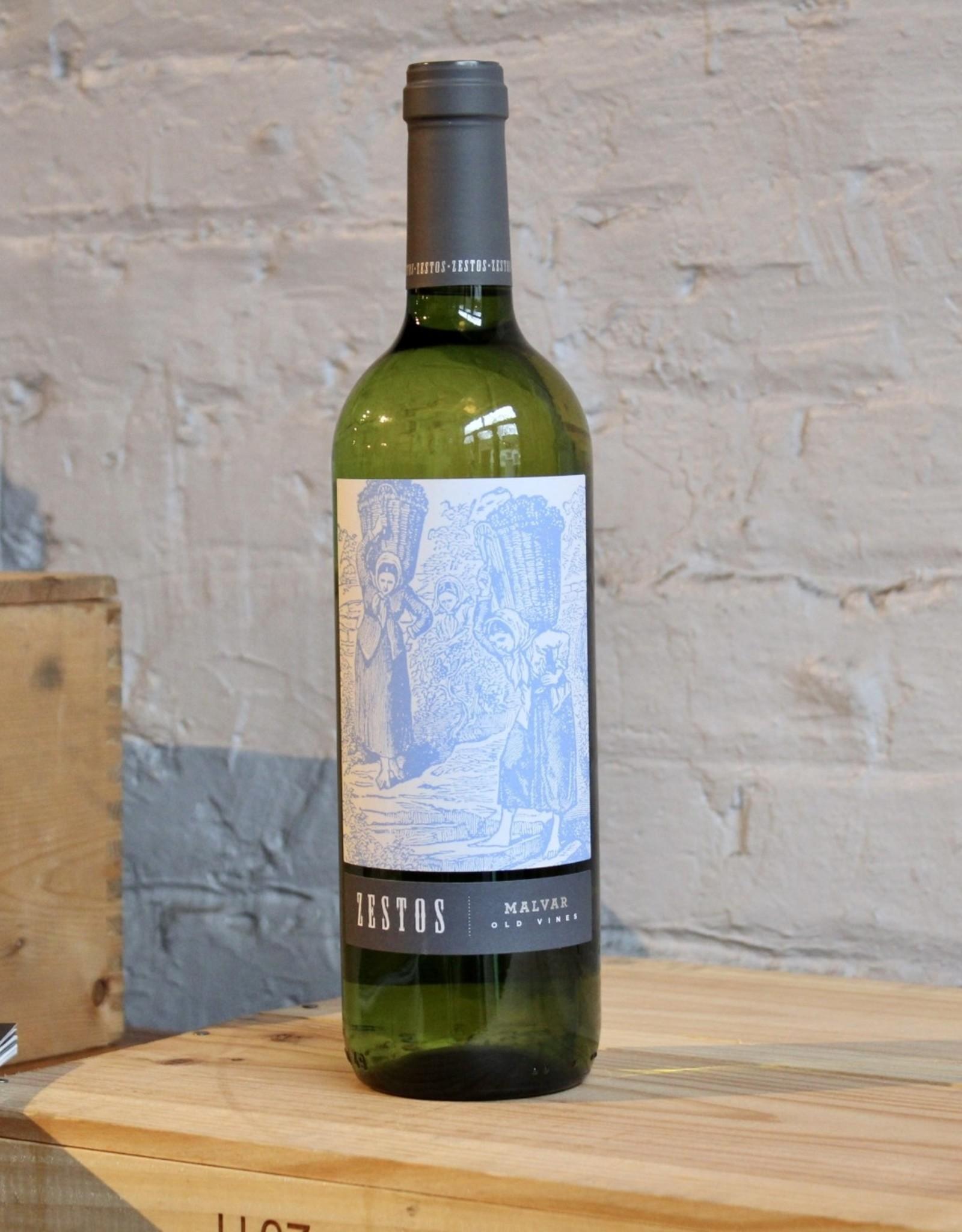 Wine 2019 Zestos Malvar Old Vines Blanco - Madrid, Spain(750ml)