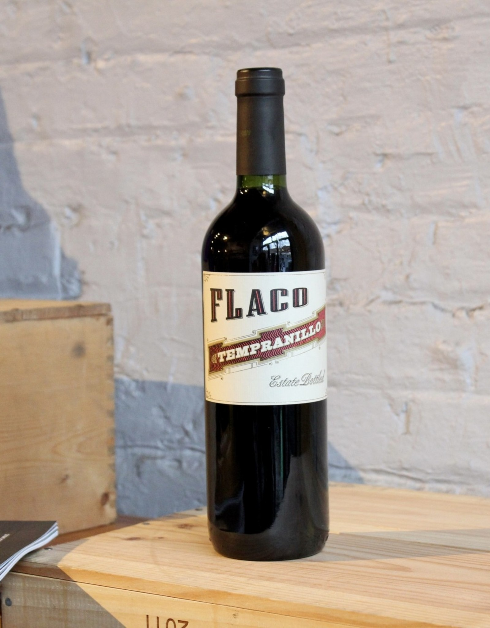 Wine 2019 Bodegas Flaco Tempranillo - Madrid, Spain (750ml)