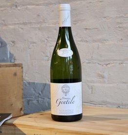 Wine 2017 Domaine Gentile Patrimonio Blanc - Corsica, France (750ml)