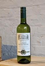 Wine 2019 La Fleur Belle Vigne Blanc - Cotes de Gascogne, France (750ml)