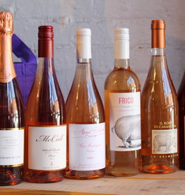 Wine Rosé Sampler Pack April 2021