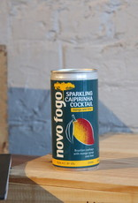Novo Fogo Mango and Lime Sparkling Caipirinha - Brazil (200ml can)