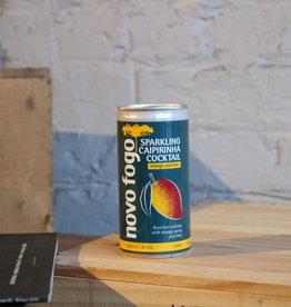 Novo Fogo Mango and Lime Sparkling Caipirinha - Brazil (200ml can)