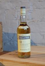 Cragganmore 12yr Single Malt Scotch Whisky - Speyside, Scotland (200ml)