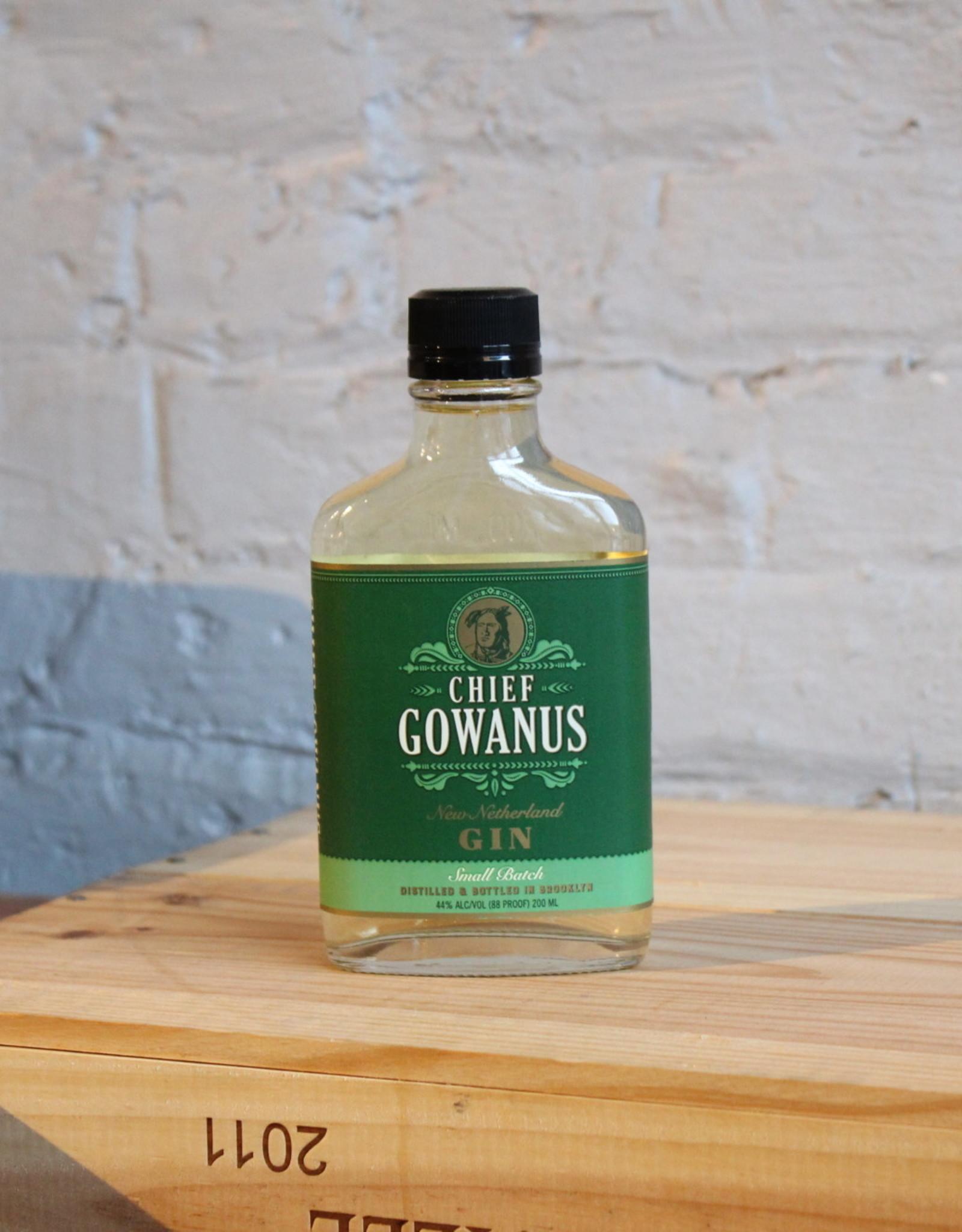 New York Distilling Company 'Chief Gowanus' New Netherland Traditional Gin - Brooklyn, NY (200ml)
