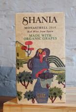 Wine 2019 Bodegas Hijos de Juan Gil, Shania Monastrell - Murcia, Spain (3Ltrs Bag-in-a-Box)