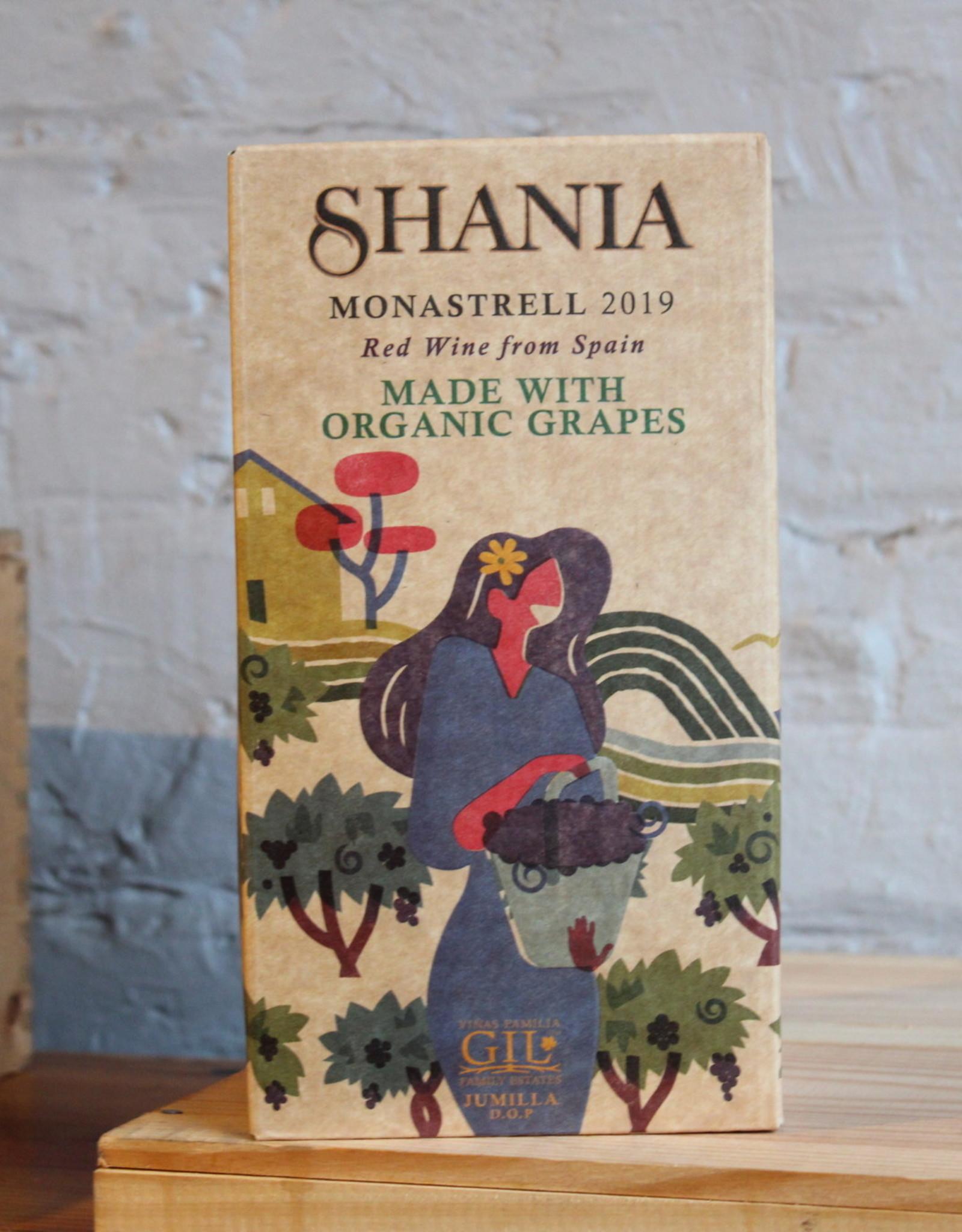 Wine 2020 Bodegas Hijos de Juan Gil, Shania Monastrell - Murcia, Spain (3Ltrs Bag-in-a-Box)