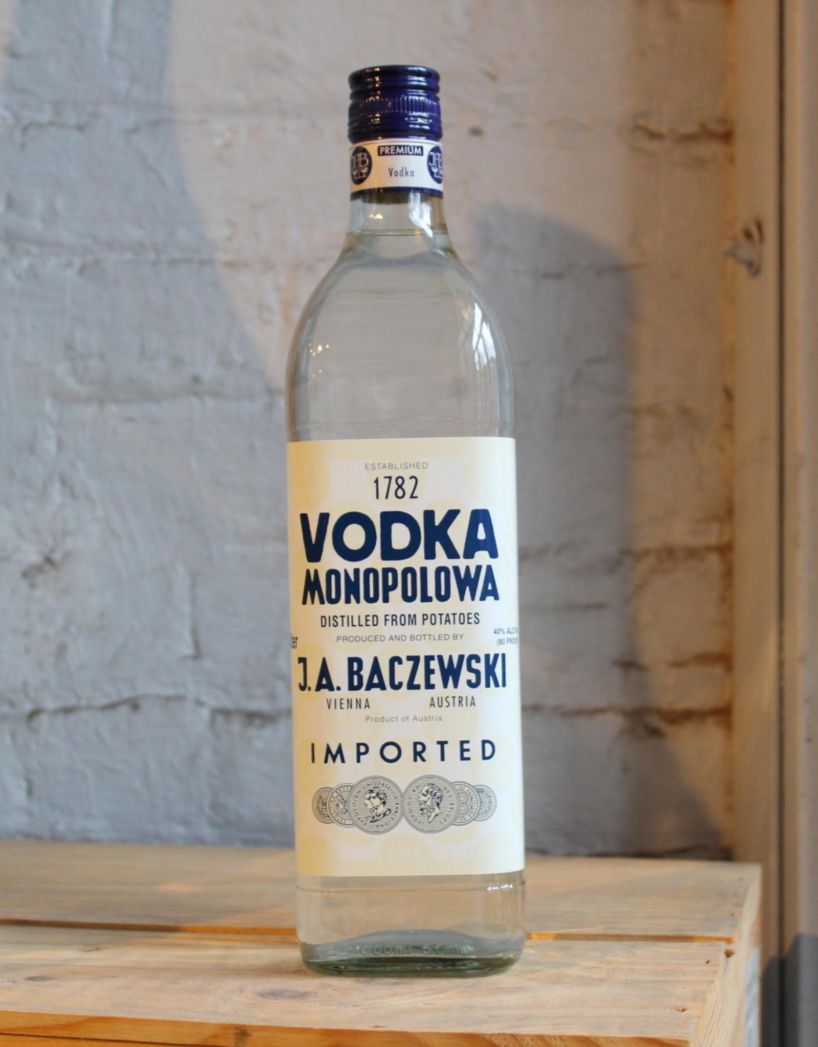 Monopolowa Vodka - Vienna, Austria (1Ltr)