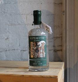 Sipsmith Gin London Dry  - England (750ml)