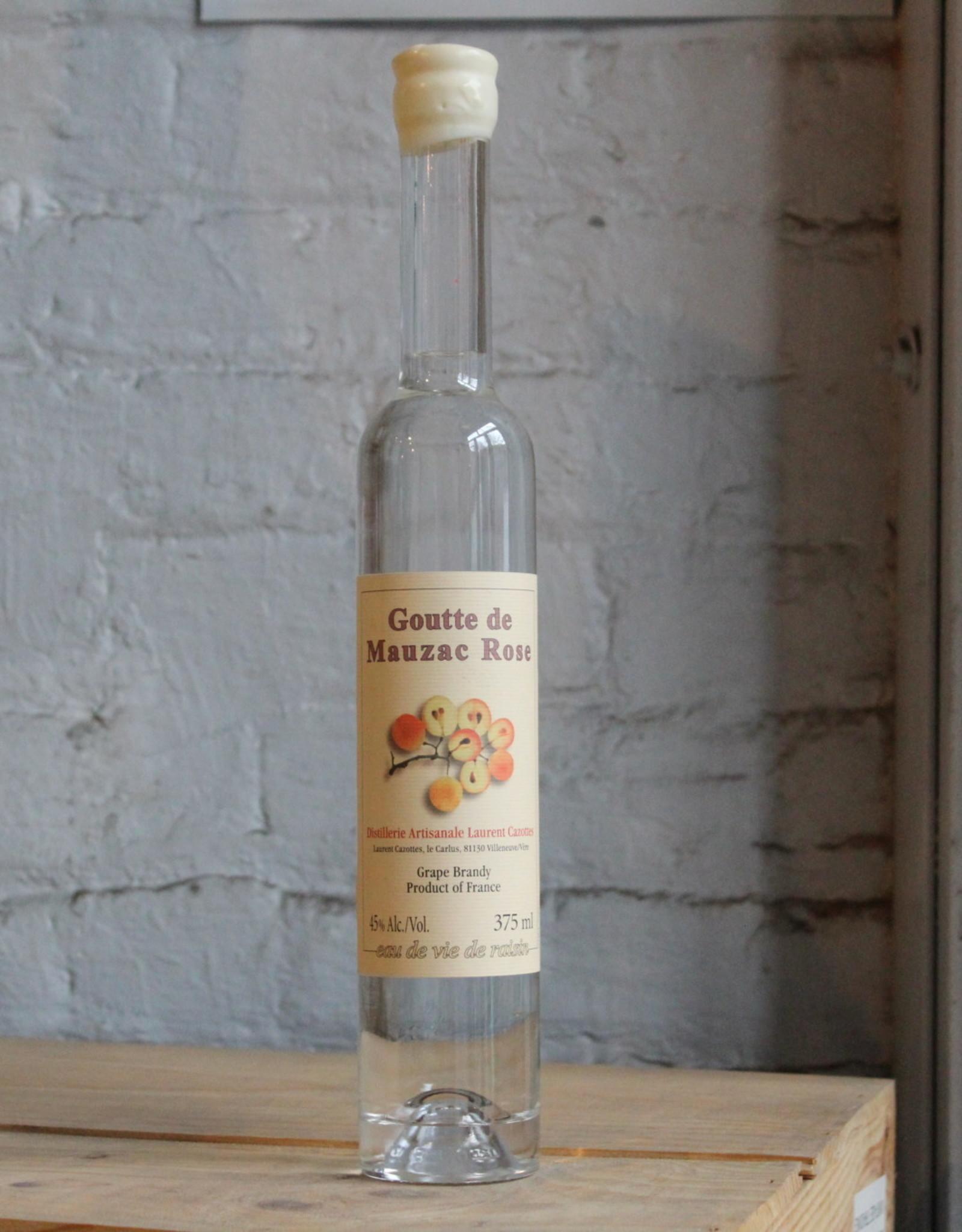 Distillerie Cazottes Goutte de Mauzac Rose Brandy - France (375ml)