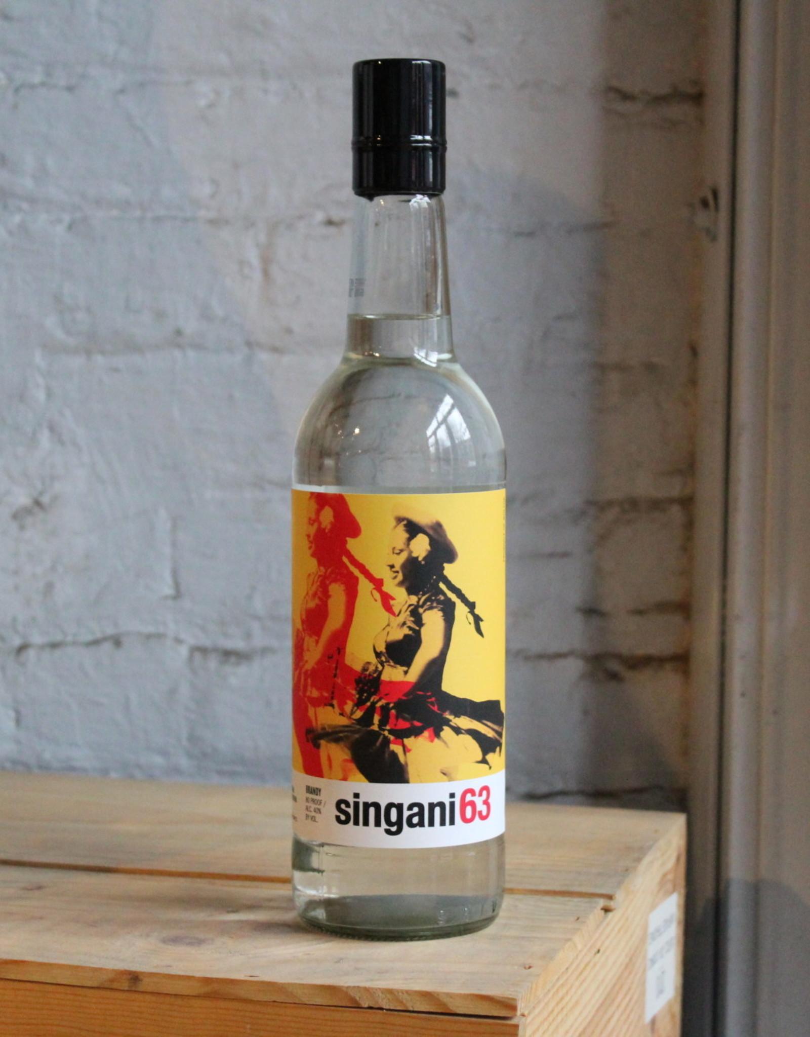 Singani 63 Brandy - Bolivia (750ml)