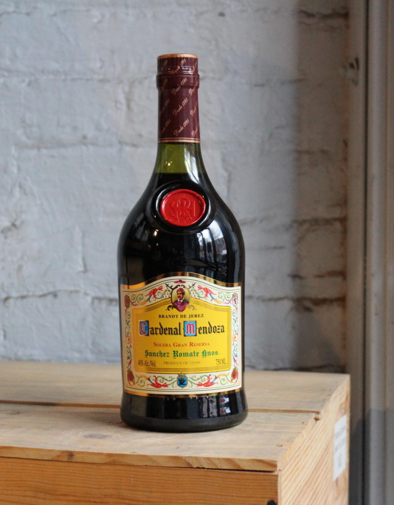 Cardenal Mendoza Solera Grand Reserva Brandy - Jerez, Spain (750ml)