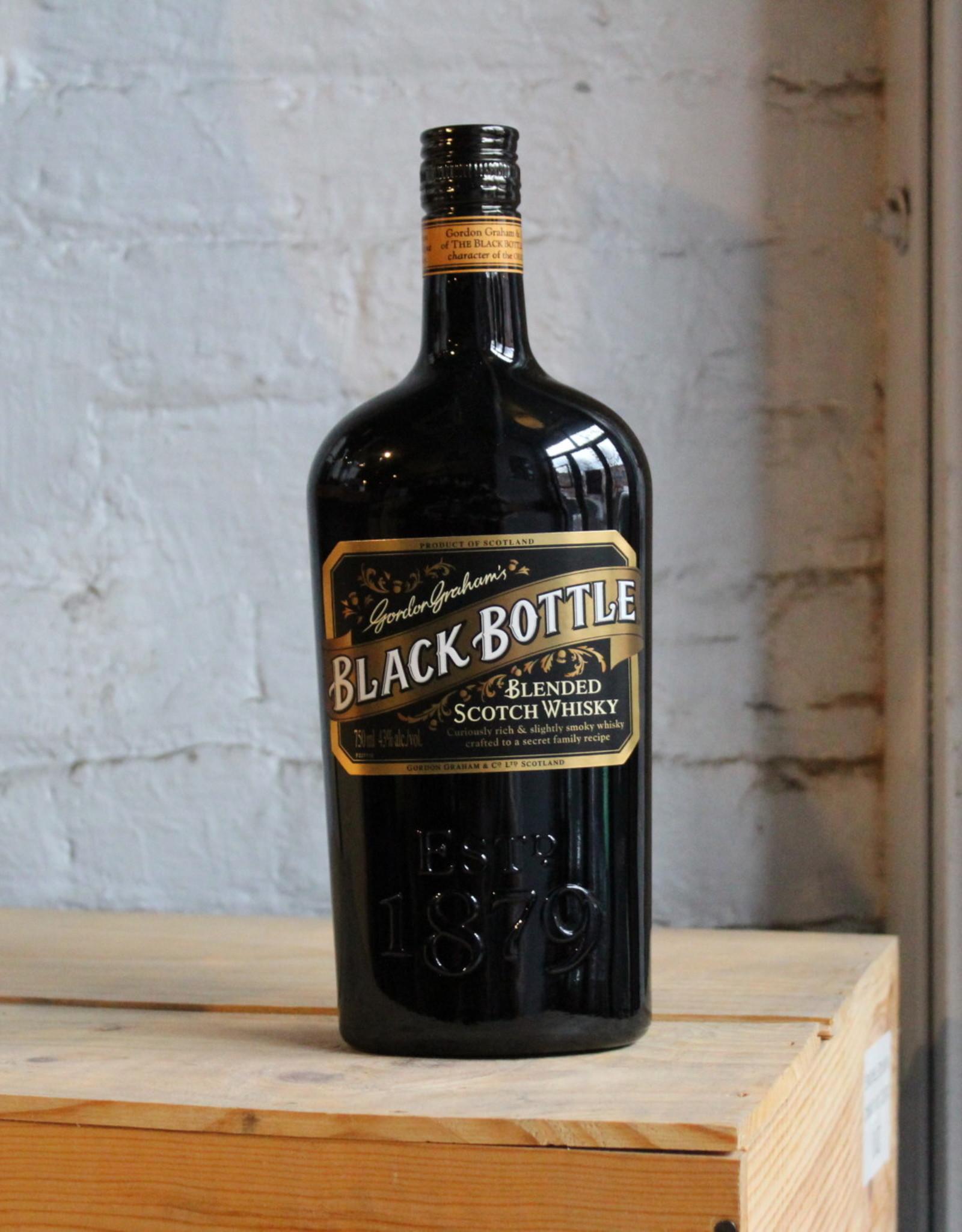 Black Bottle Blended Scotch Whisky - Scotland (750ml)