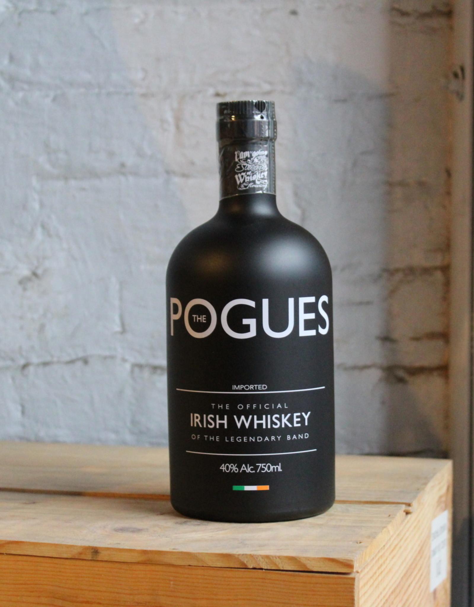 The Pogues Irish Whiskey - Ireland (750ml)