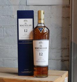 The Macallan 12yr Double Cask Single Malt Scotch Whisky - Speyside, Highland, Scotland (750ml)