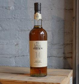 Oban 14 Yr Single Malt Scotch Whisky - West Highland, Scotland (750ml)