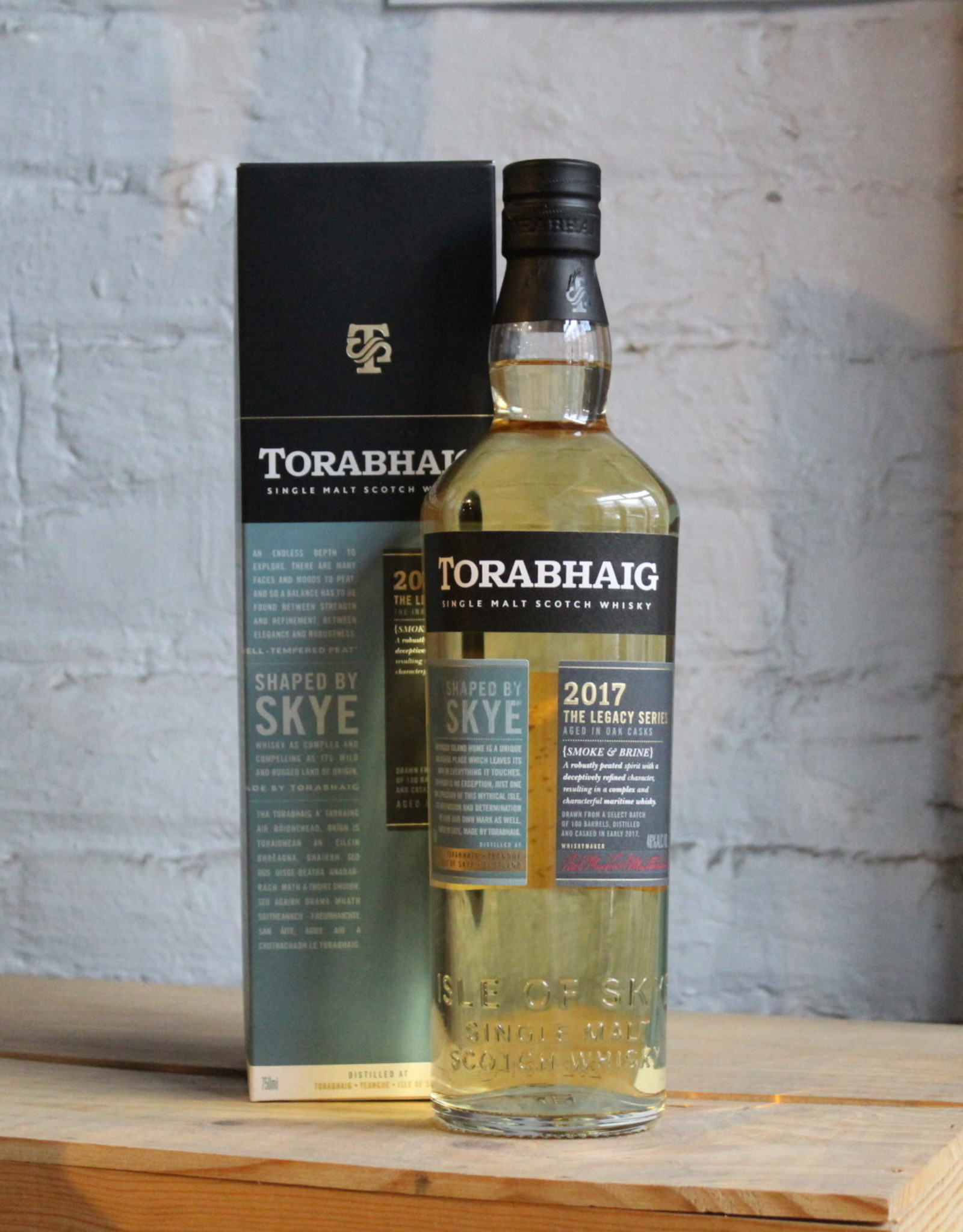Torabhaig The Legacy Series - Skye, Scotland (750ml)