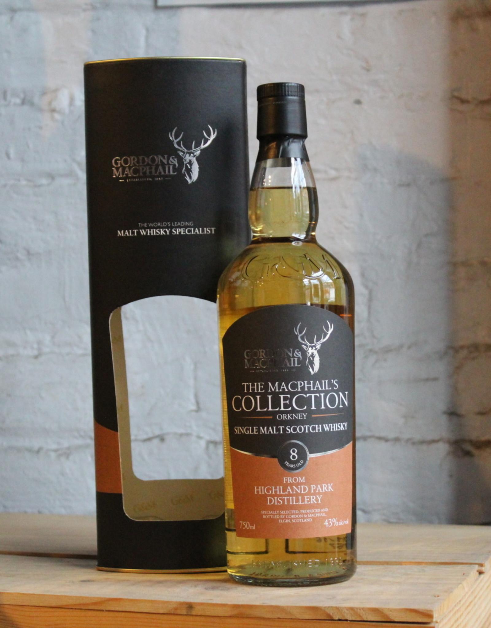 Gordon & Macphail Highland Park 8yr Single Malt Scotch Whisky - Orkney Islands, Scotland (750ml)