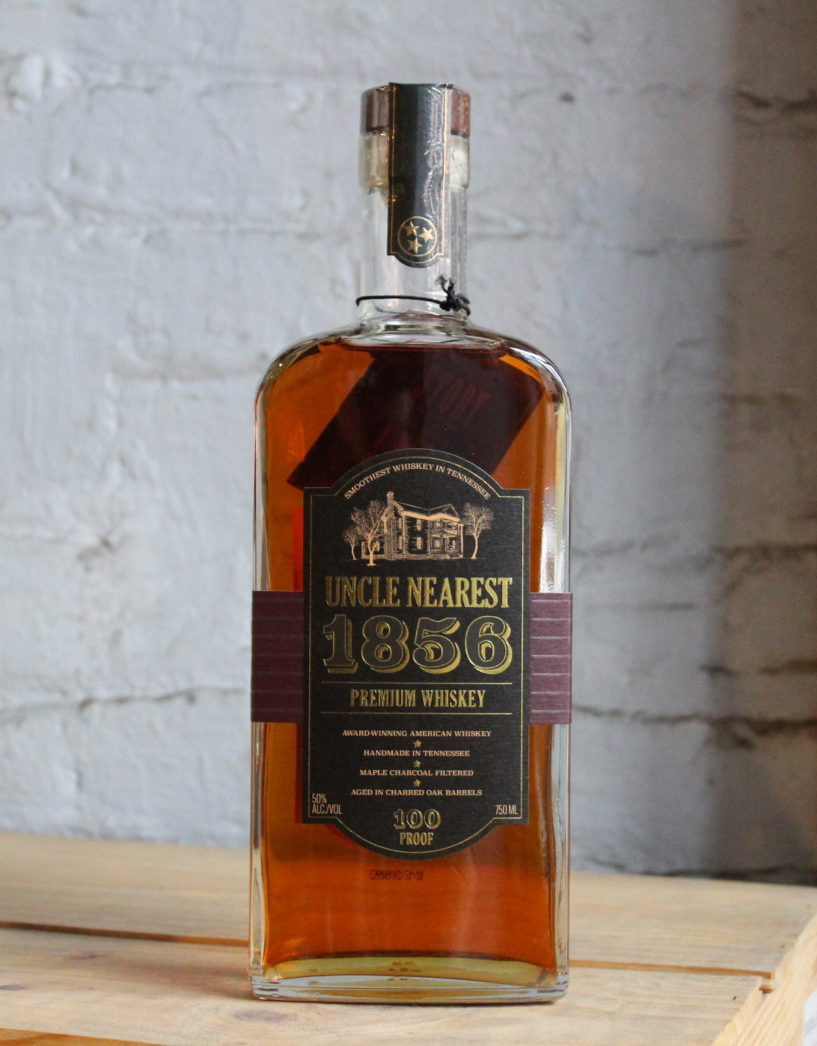Uncle Nearest 1856 Premium Whiskey - Tennessee, United States (750ml)