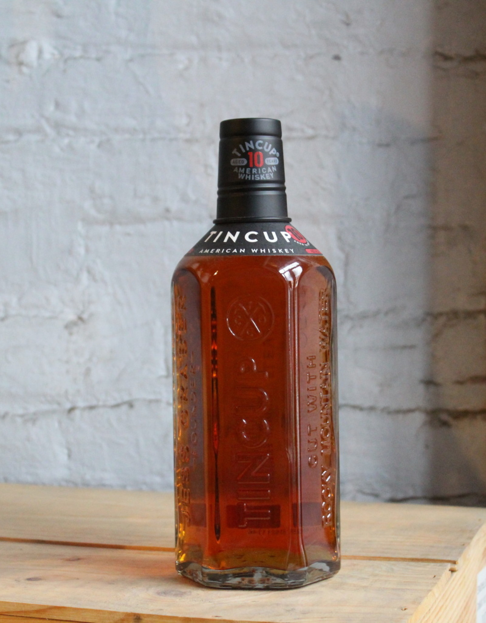 Tincup 10yr American Whiskey - Colorado (750ml)