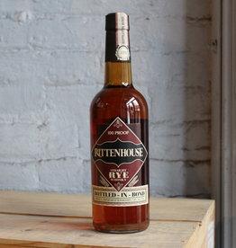 Rittenhouse Bottled in Bond Straight Rye Whisky 100 proof - Bardstown, KY (750ml)
