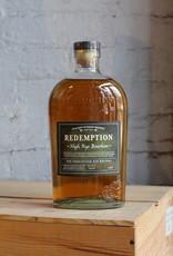 Redemption High Rye Bourbon