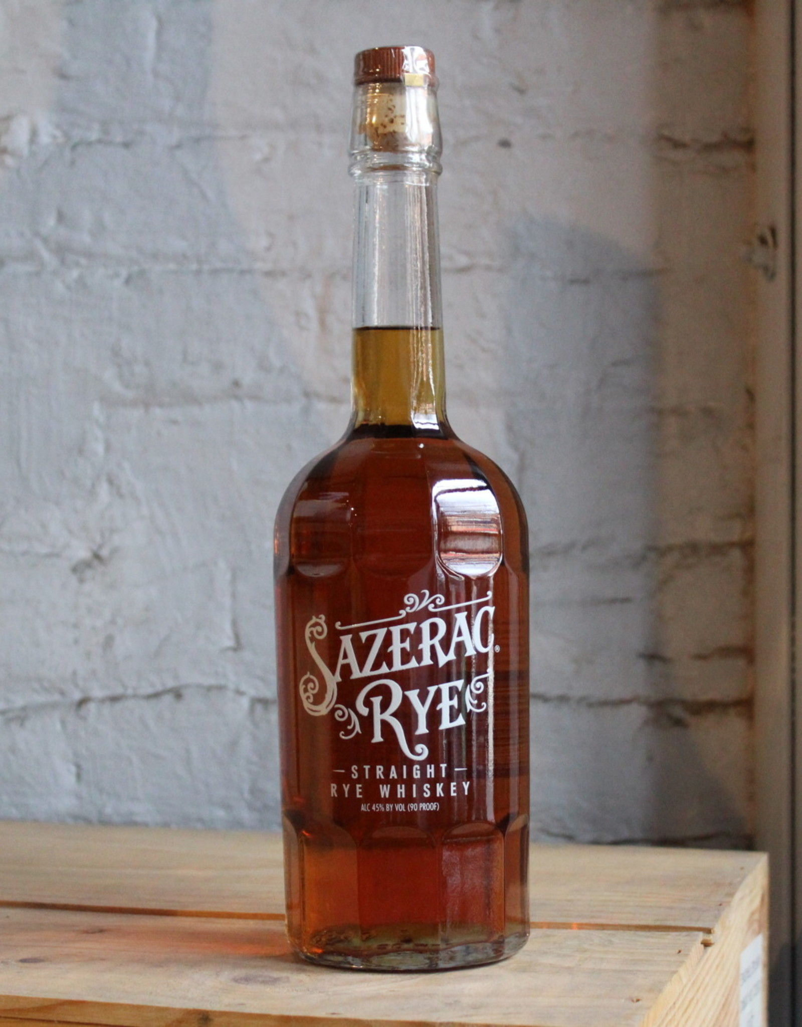 Sazerac Straight Rye Whiskey - Frankfort, KY (750ml)