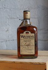 Wathen's Single Barrel Straight Bourbon Whiskey - Kentucky (750ml)