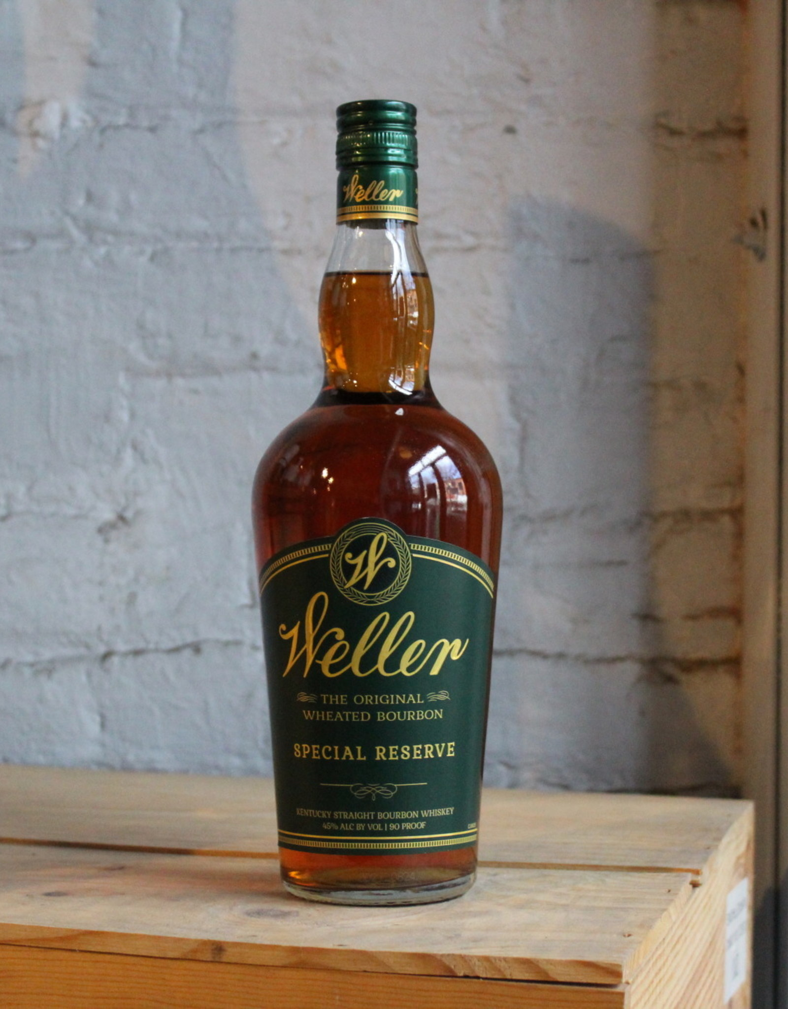 W.L. Weller Special Reserve Straight Bourbon - Frankfort, KY  (750ml)
