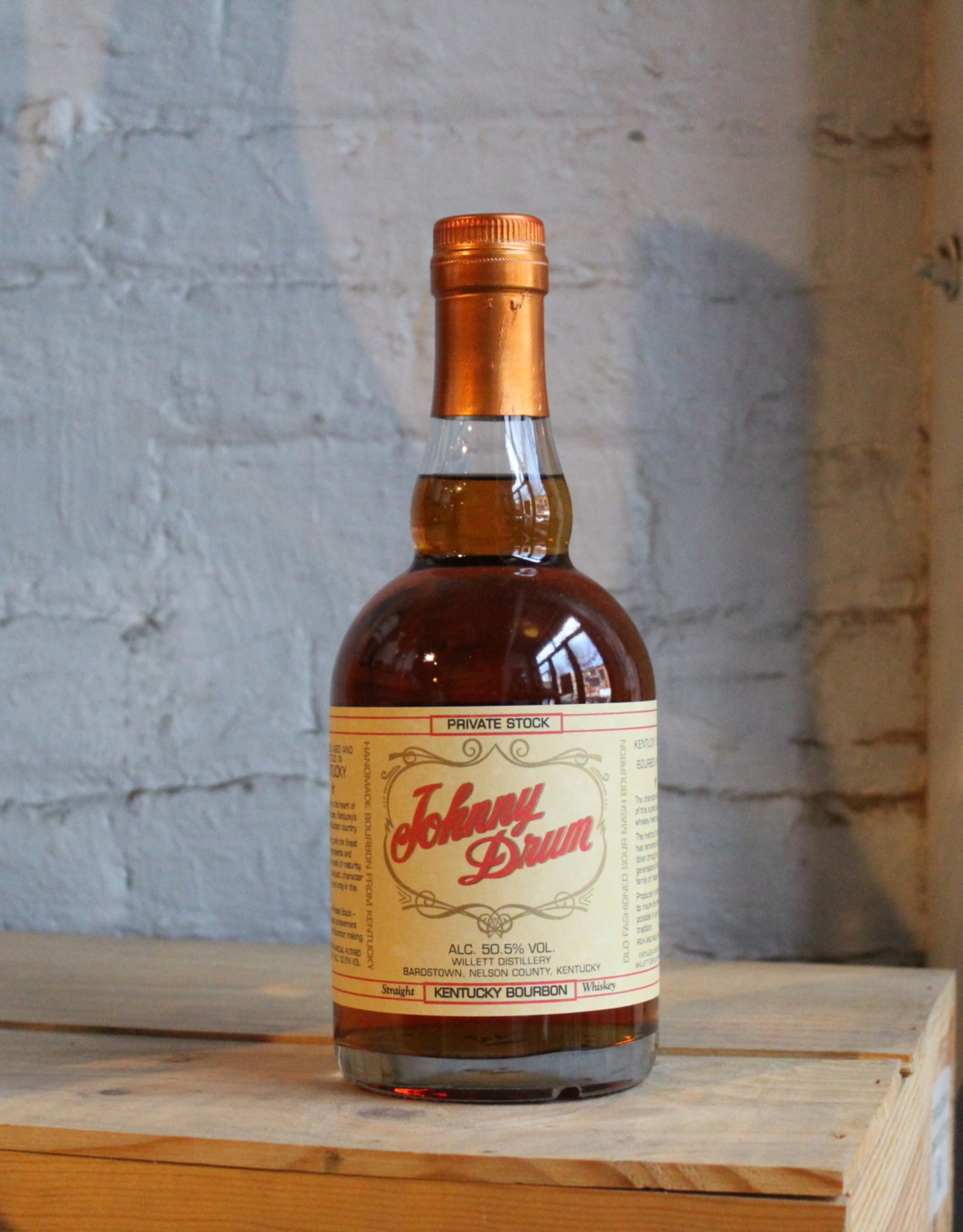 Johnny Drum Kentucky Bourbon Private Stock - Bardstown, KY (750ml)