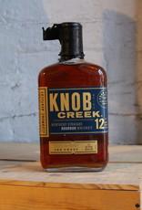 Knob Creek 12yr 100 proof Straight Bourbon Whiskey - Clermont, Kentucky (750ml)
