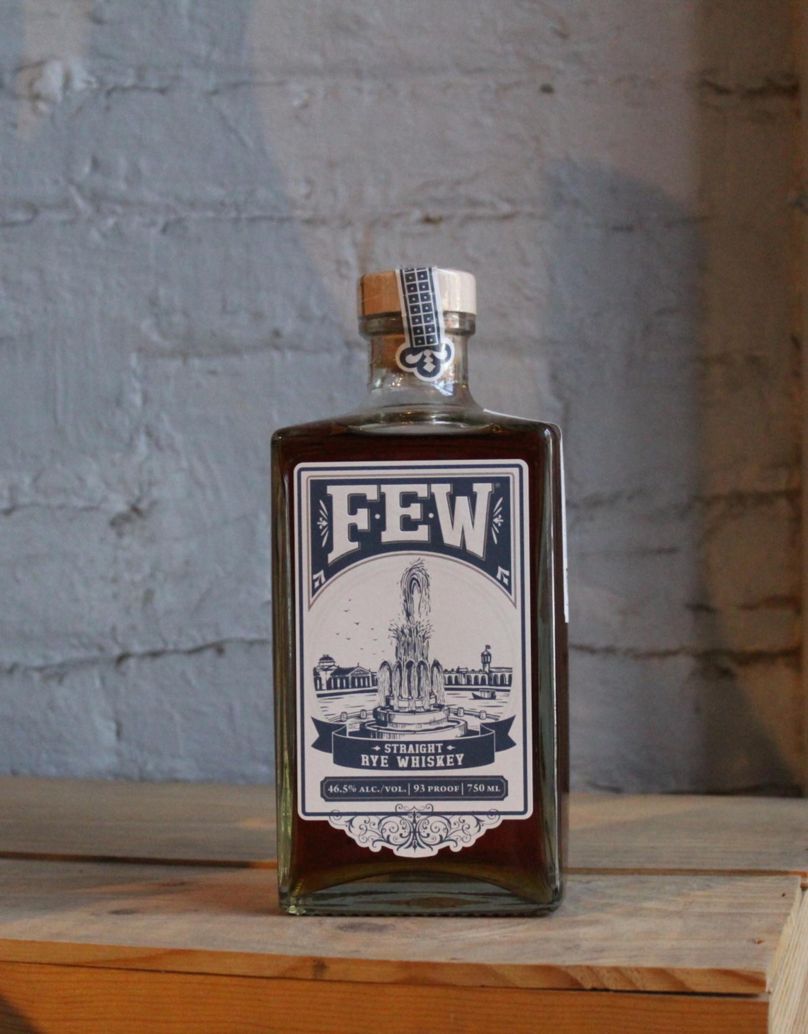 Few Spirits Rye Whiskey - Evanston, Il (750ml)