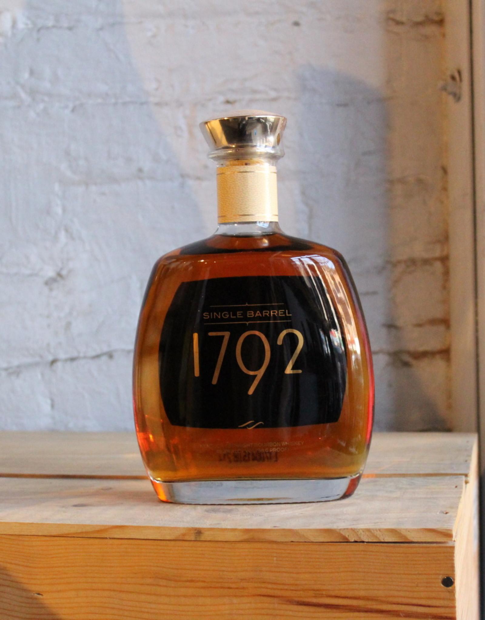 1792 Single Barrel Kentucky Bourbon Whisky - Bardstown, KY (750ml)