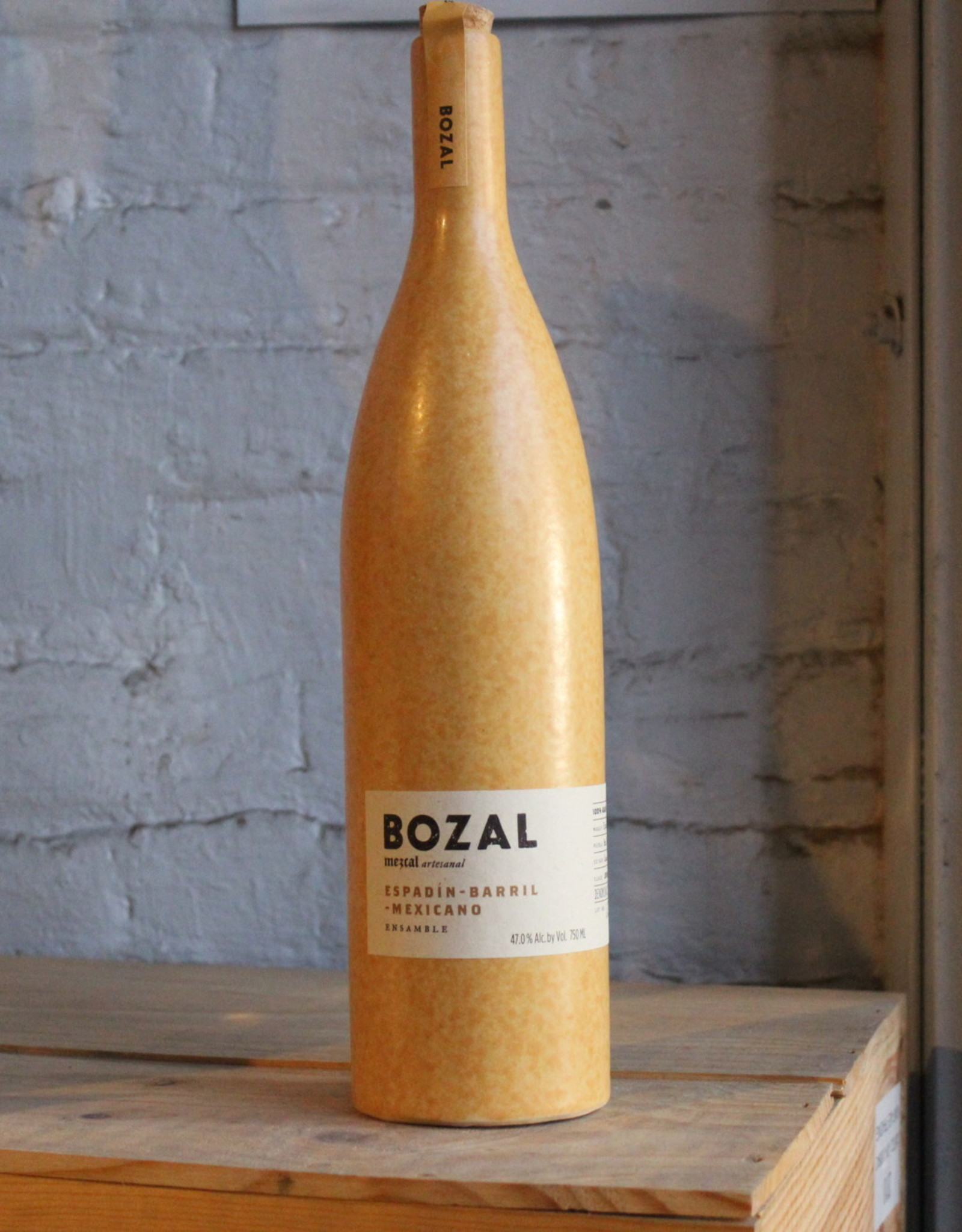 Bozal Ensamble Mezcal - Mexico (750ml)