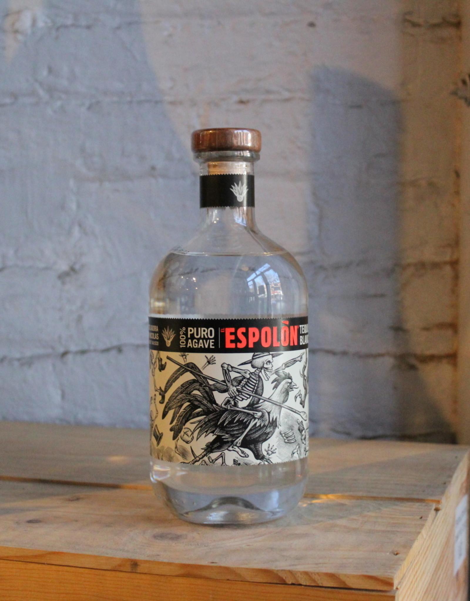 Espolon Tequila Blanco - Jalisco, Mexico (750ml)
