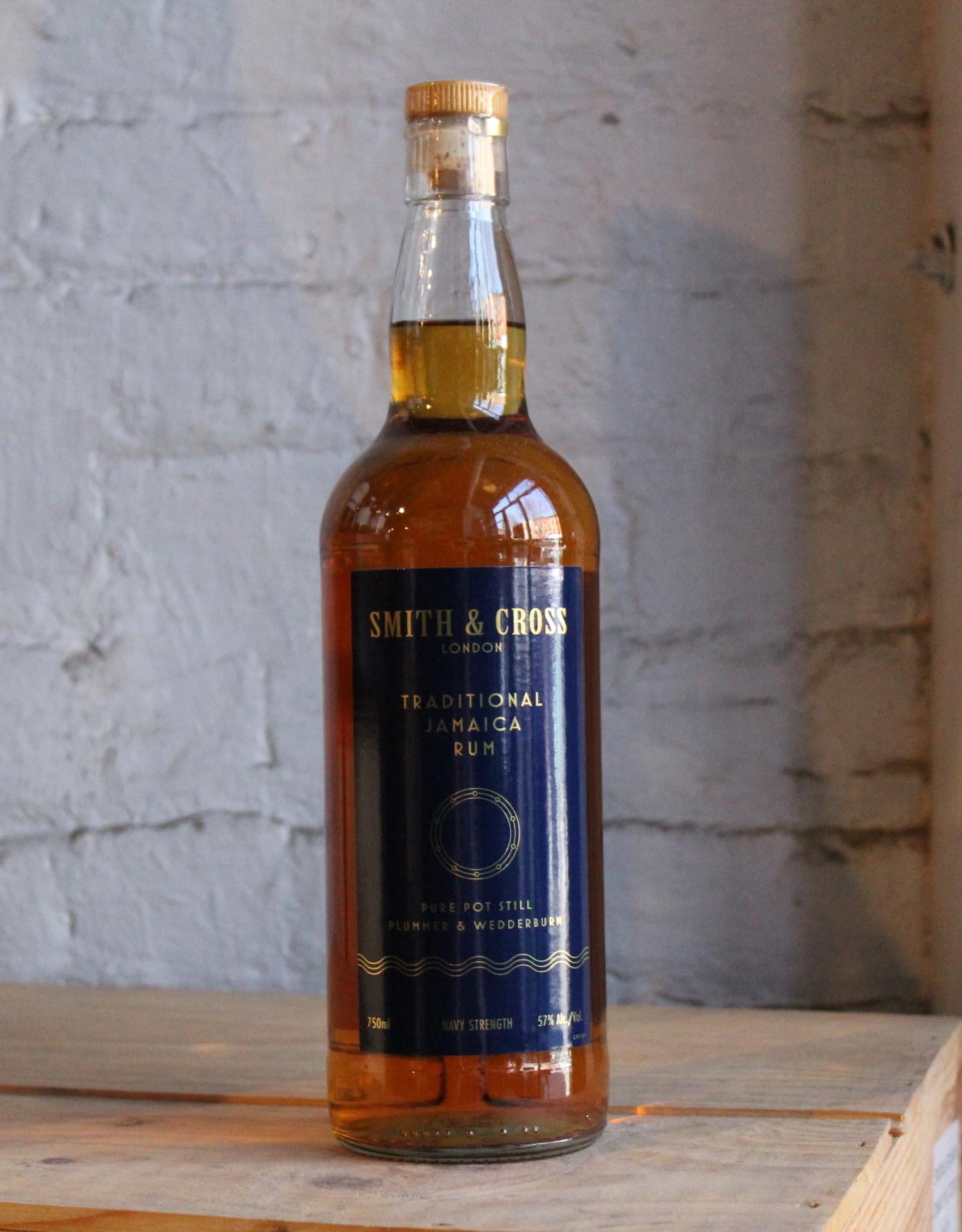 Smith and Cross Pure Pot Still Navy Strength Rum - Jamaica (750ml)
