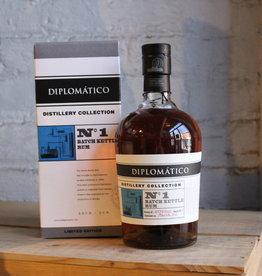 Diplomatico N°1 Batch Kettle Rum - Venezuela (750ml)