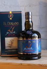 El Dorado 21 Yr Old Demerara Rum - Guyana (750ml)