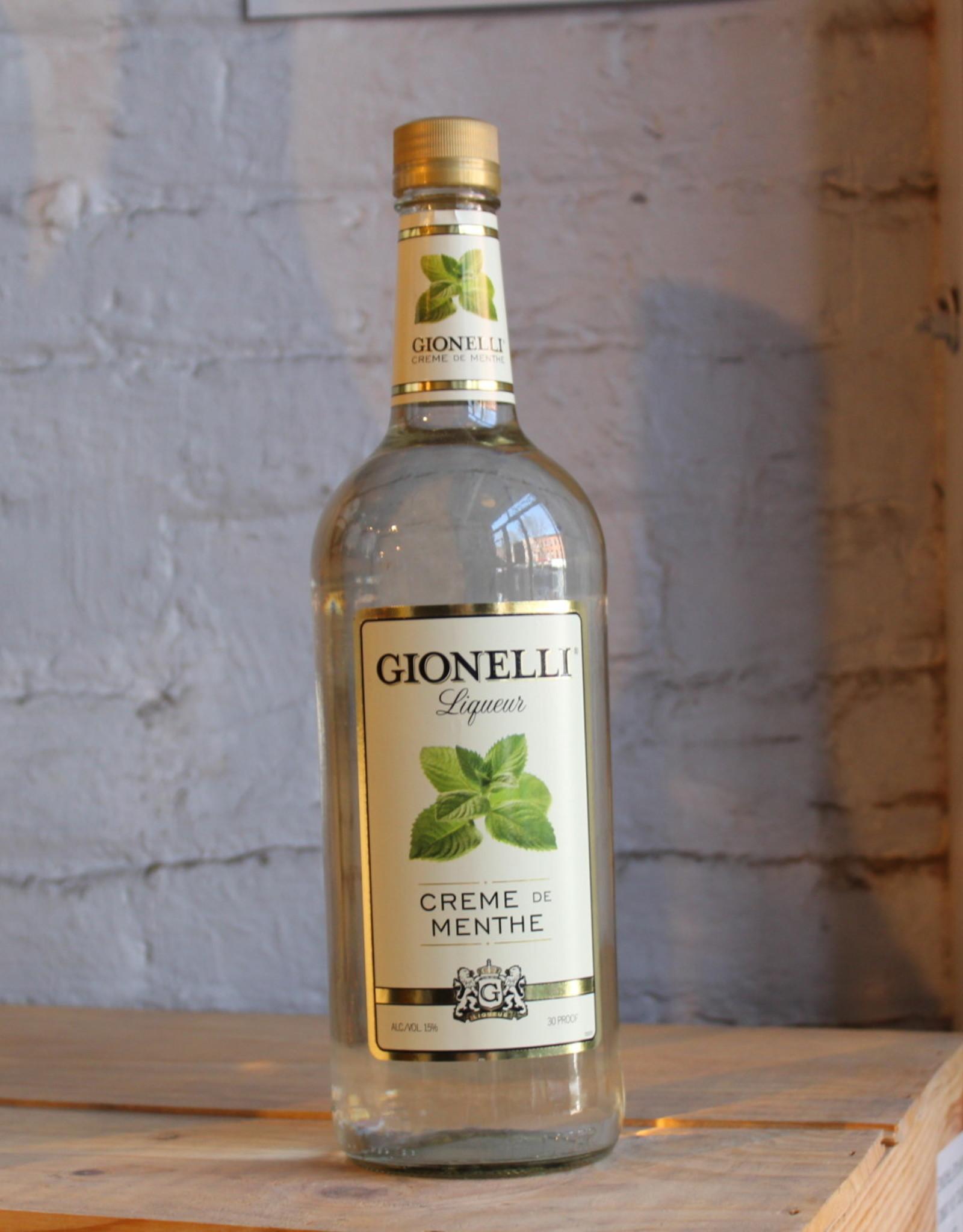 Gionelli Creme de Menthe White - Minnesota (1Ltr)