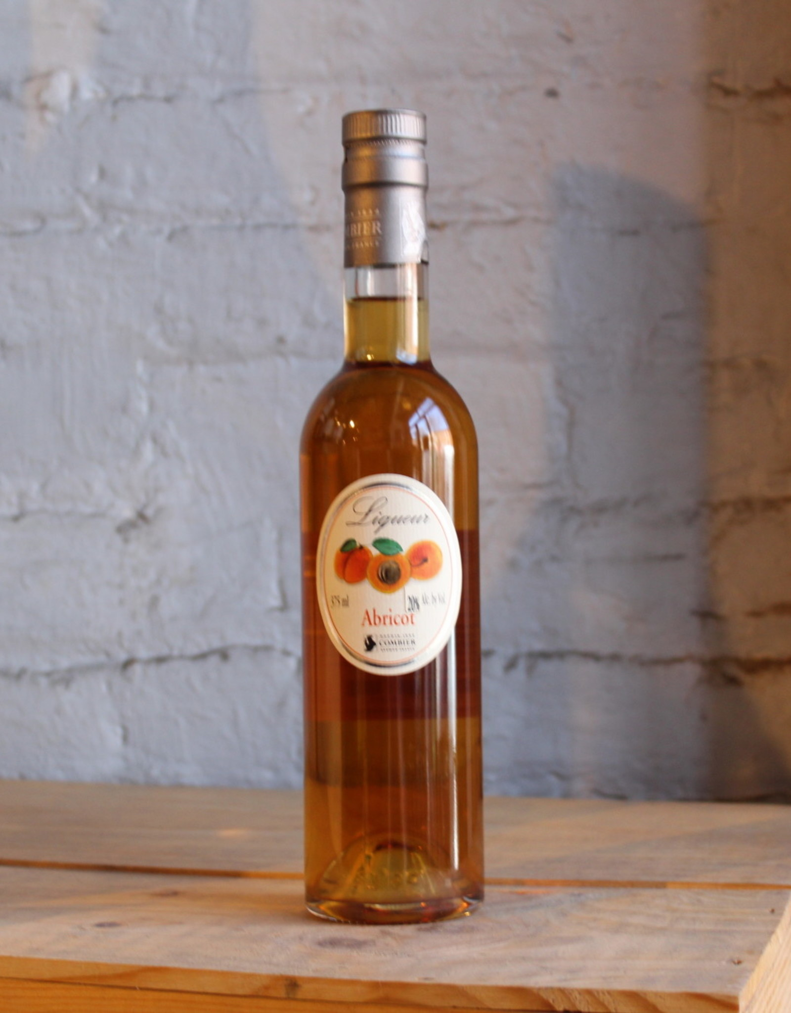 Combier Abricot/Apricot Liqueur - Saumur, Loire Valley, France (375ml)