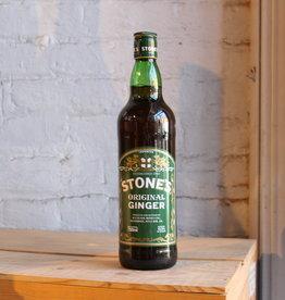 Stone's Original Ginger Wine - London, England