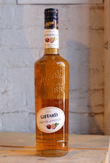 Giffard Creme de Fruits de la Passion - Angers, France (750ml)