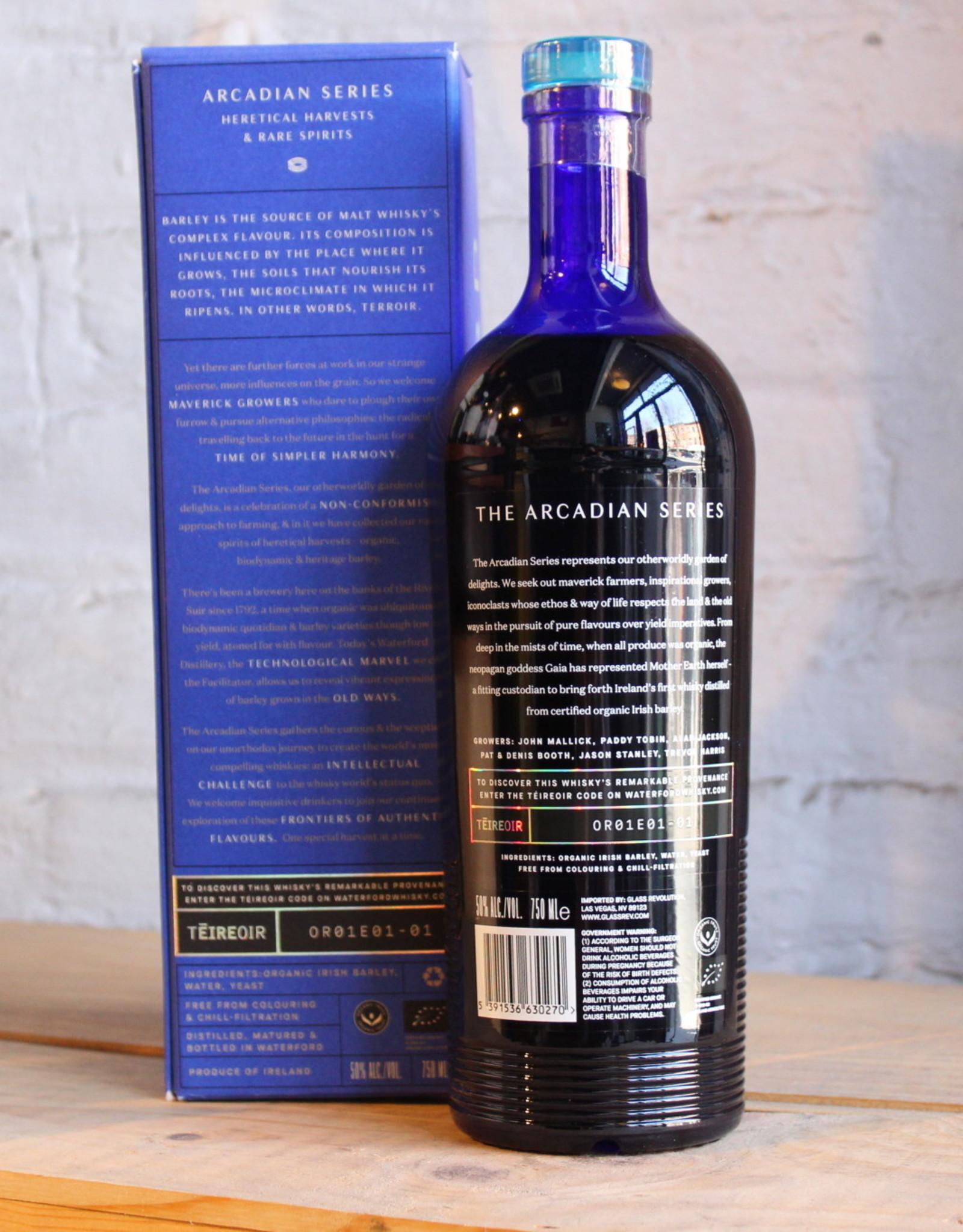 Waterford Distillery Gaia Organic Irish Single Malt Whisky Edition 1.1 - Ireland  (750ml)