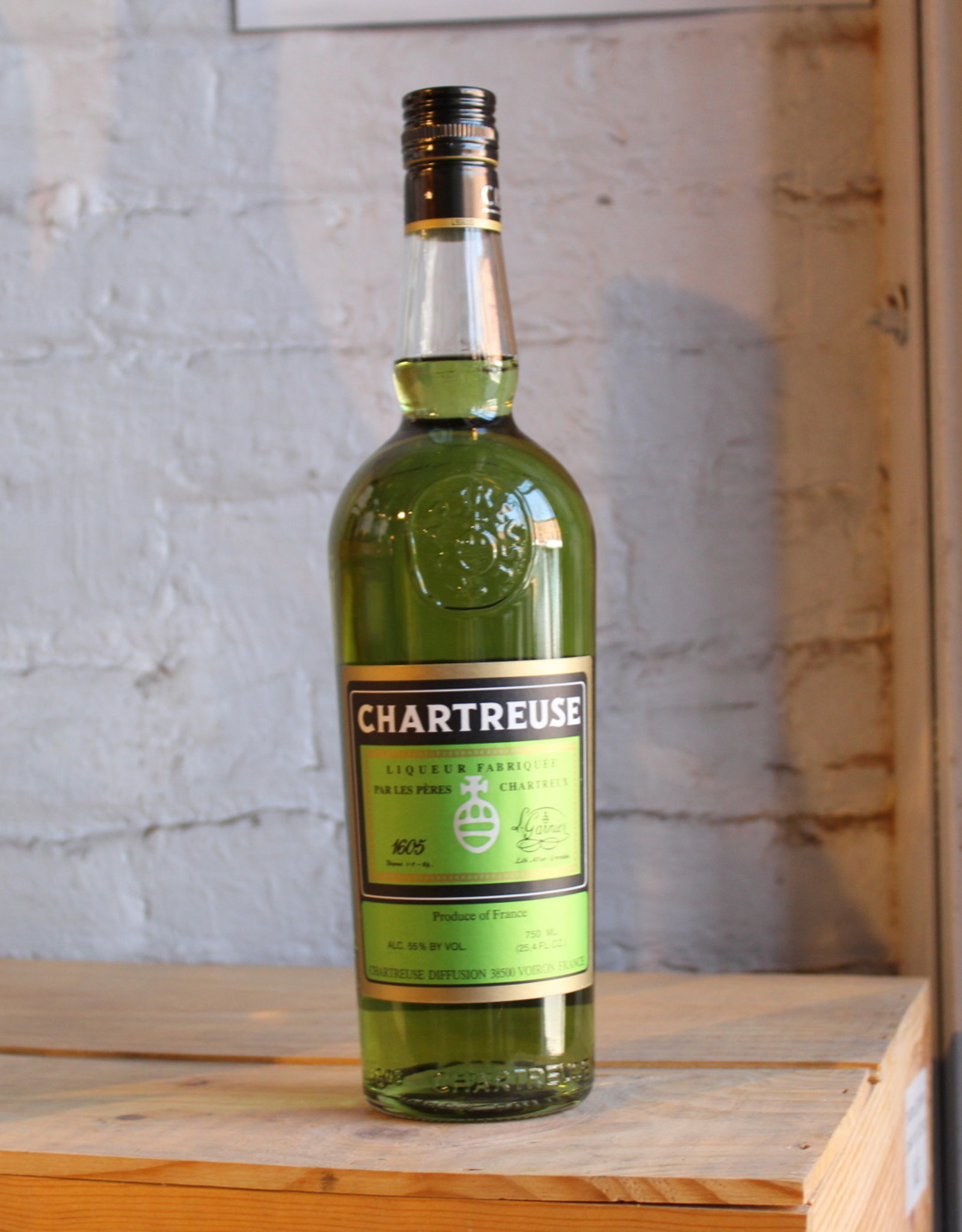 Chartreuse Green - France (750ml)
