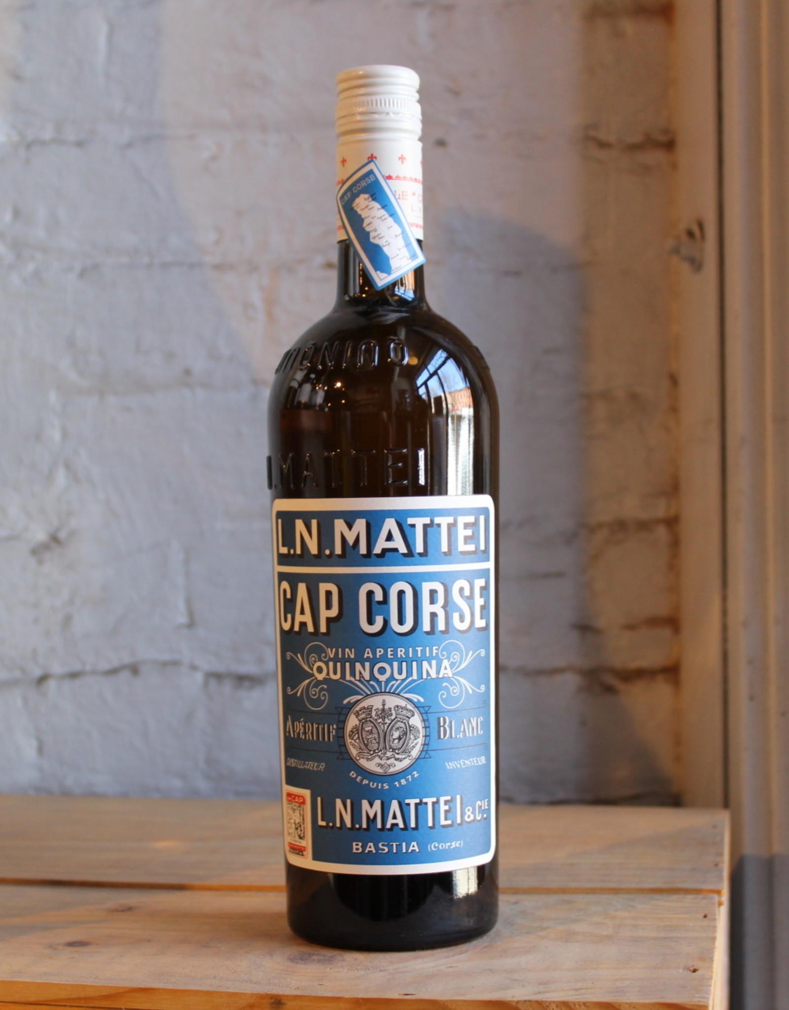 Cap Corse Mattei Quinquina Blanc Aperitif - Corsica, France (750ml)