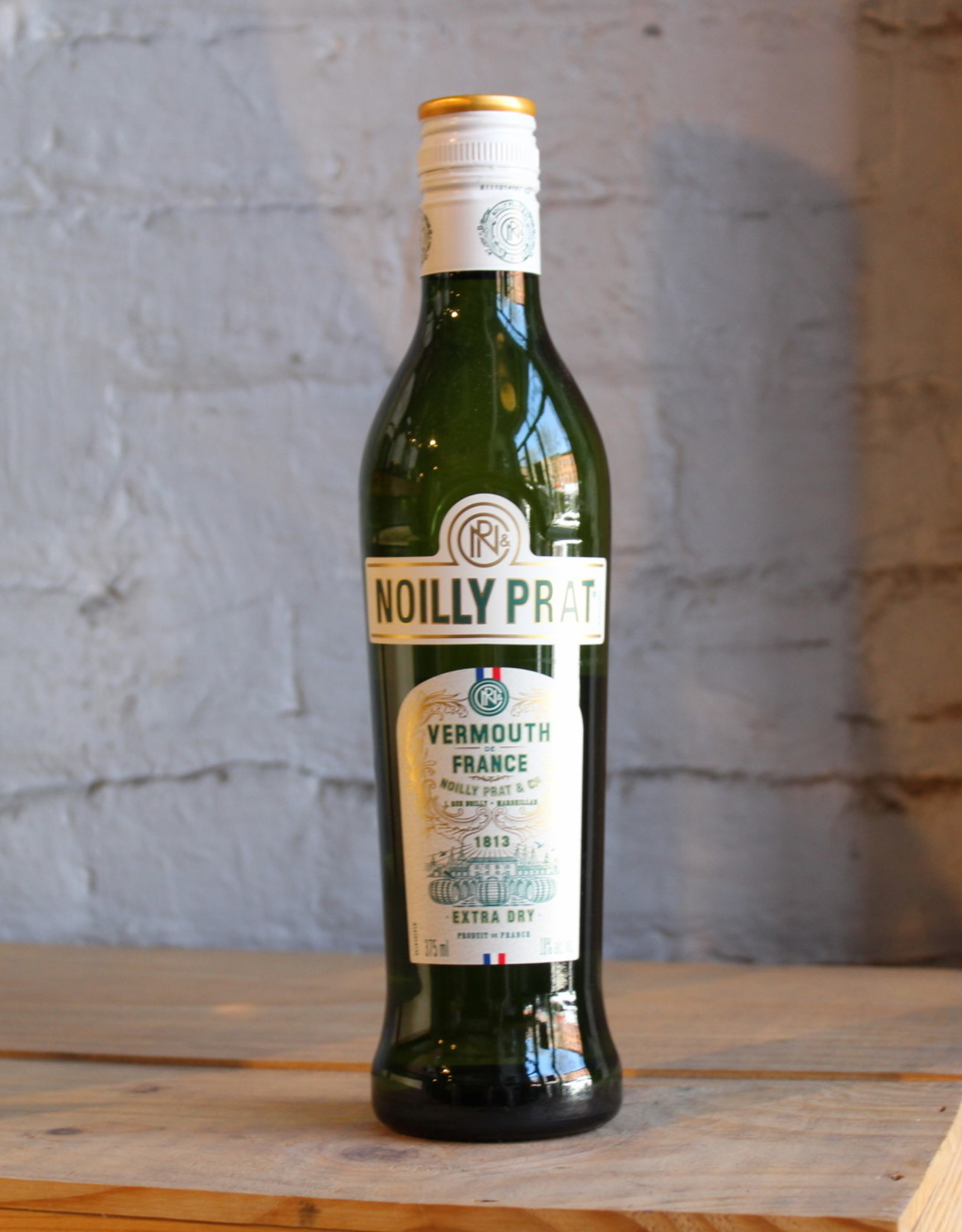 Noilly Prat Extra Dry Vermouth - Marseillan, France (375ml)