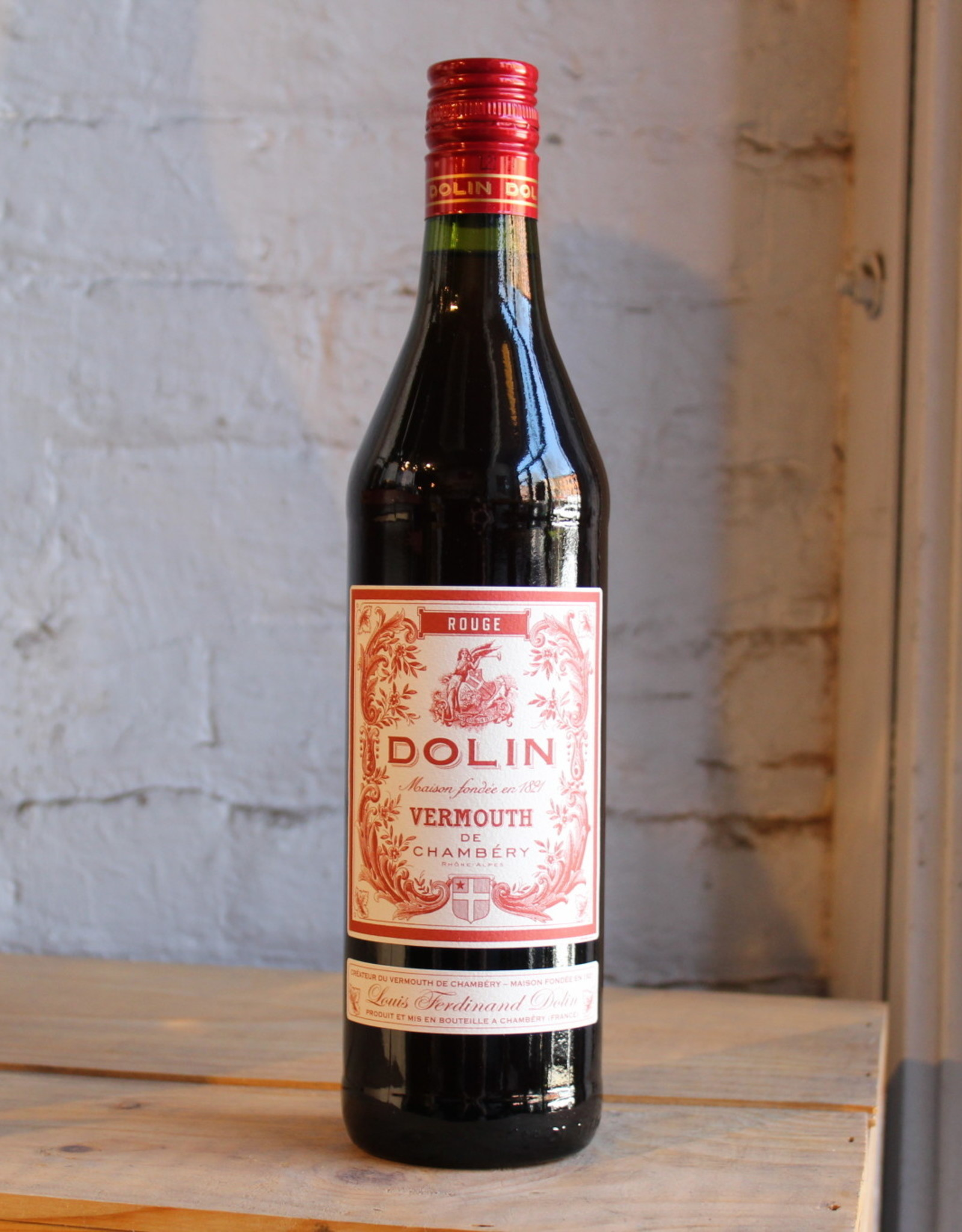 Dolin Vermouth de Chambery Rouge  - Savoie, France (750ml)