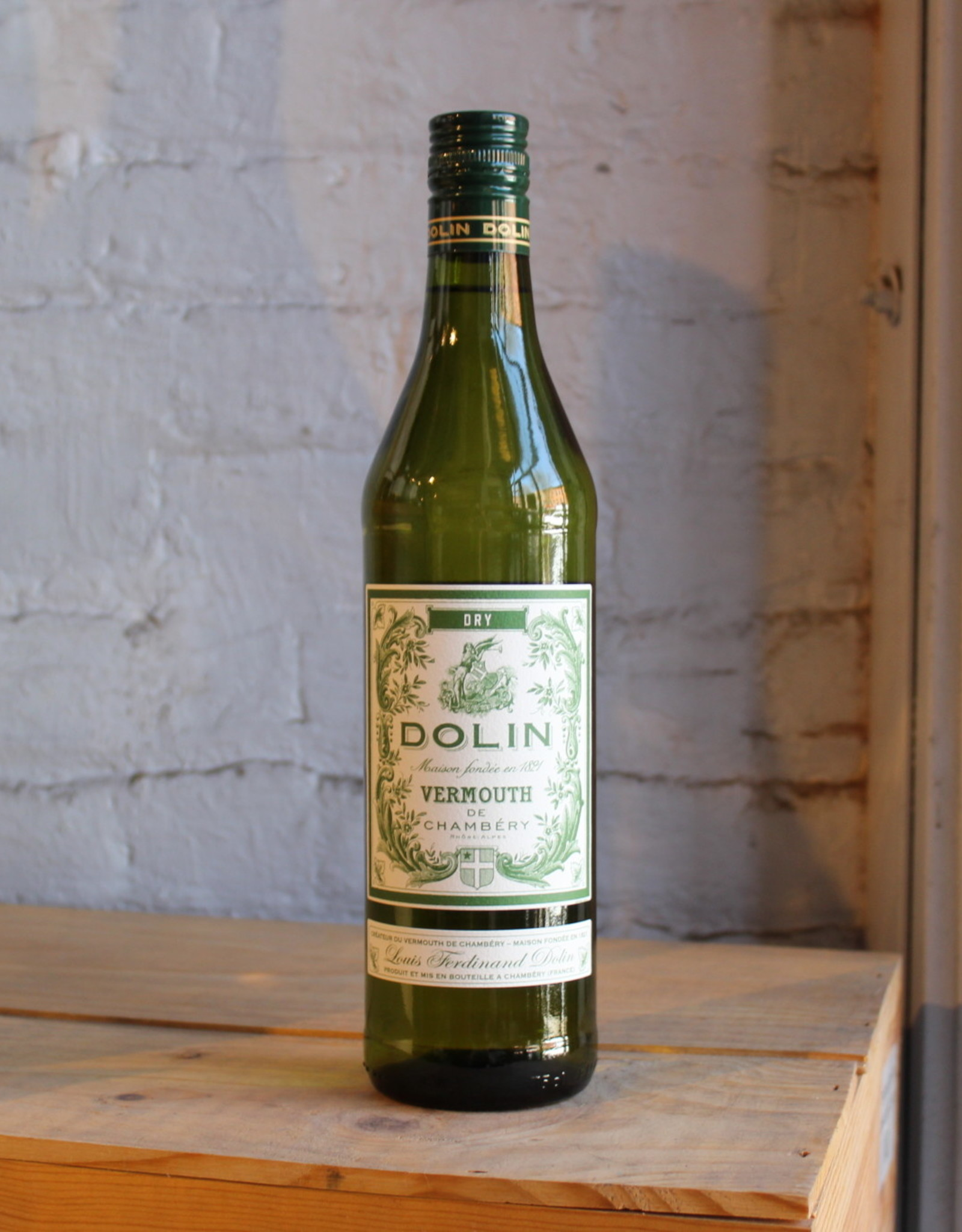 Dolin Vermouth de Chambery Dry - Savoie, France (750ml)