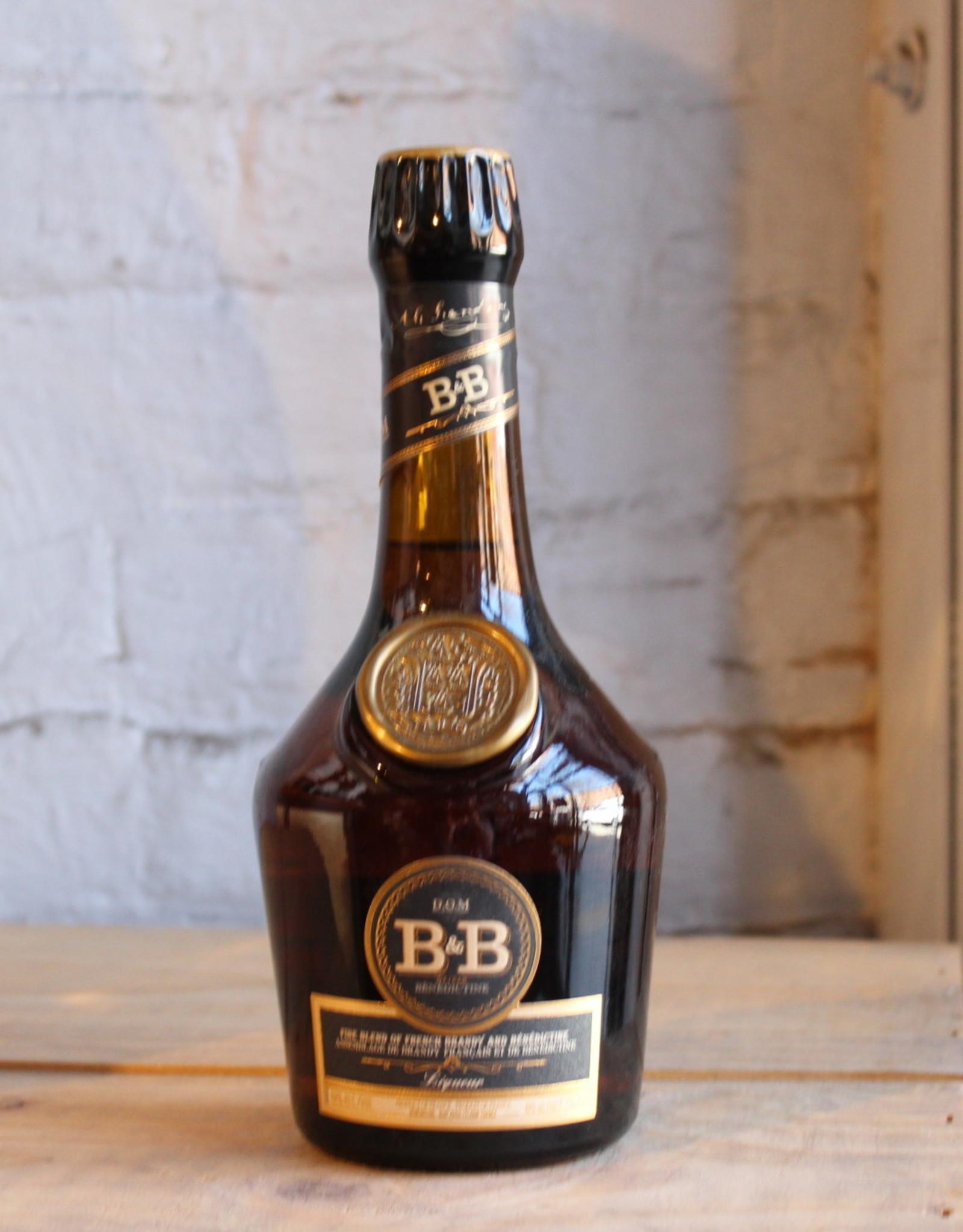 D.O.M. B&B Benedictine and Brandy - France (375ml)